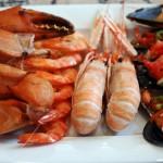 Beneficios del marisco en la dieta mediterránea
