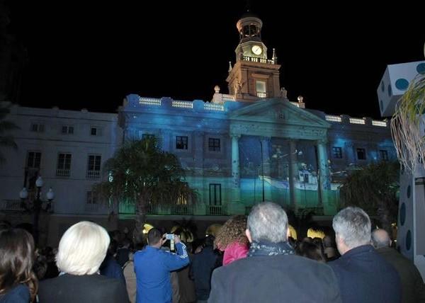 Navidad en Cádiz capital