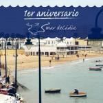 Primer Aniversario mar deCádiz