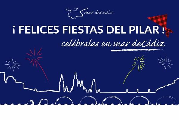 Menú especial para Fiestas del Pilar